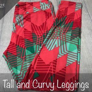 NWT Lularoe TC Leggings fits size 12-24